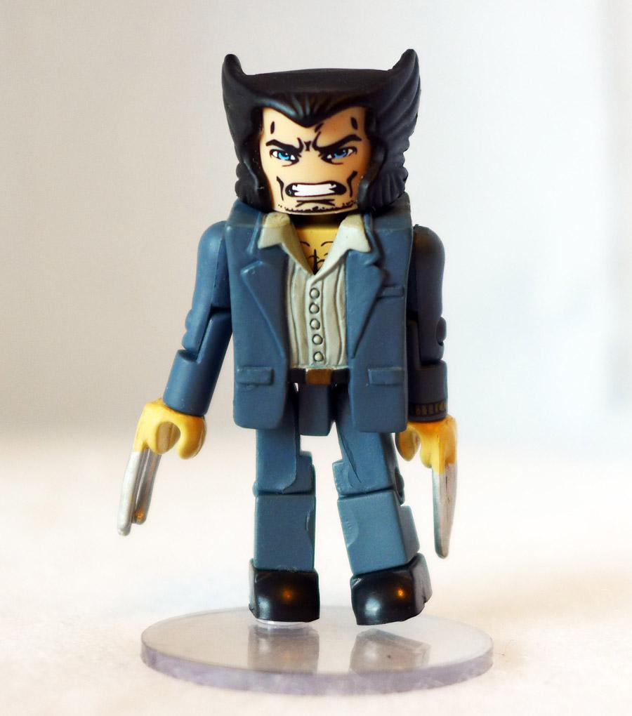 Logan (Frank Miller Version) Custom Minimate