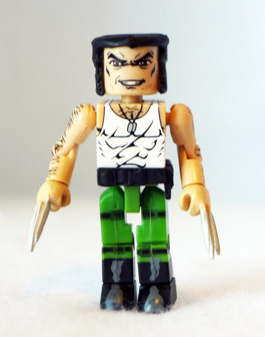 Logan (Army Version) Custom Minimate