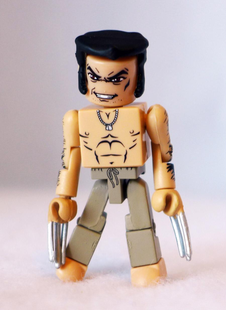 Logan (Facility Escape) Custom Minimate