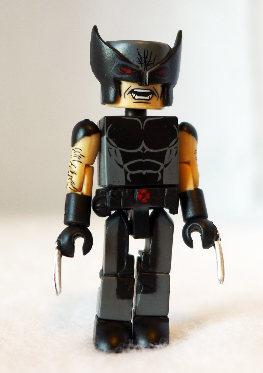 X-Force Wolverine Loose Minimate
