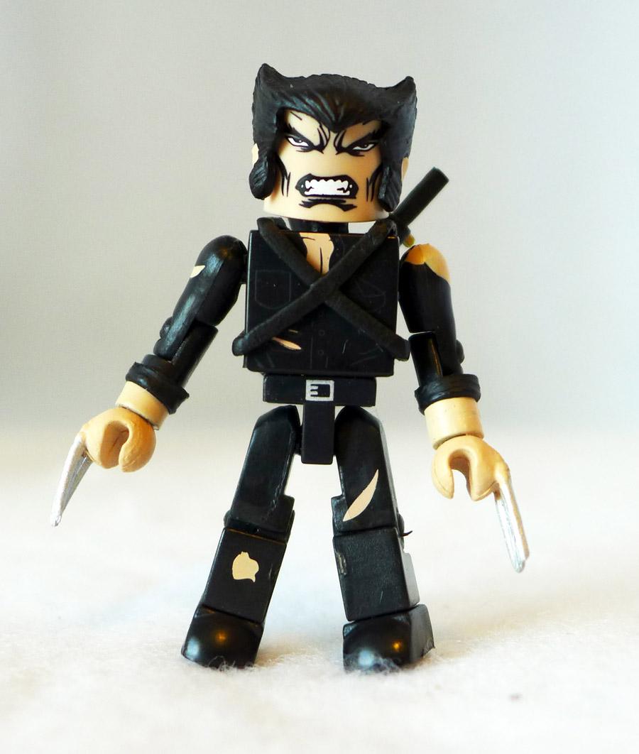 Wolverine (Frank Miller Version) Custom Minimate
