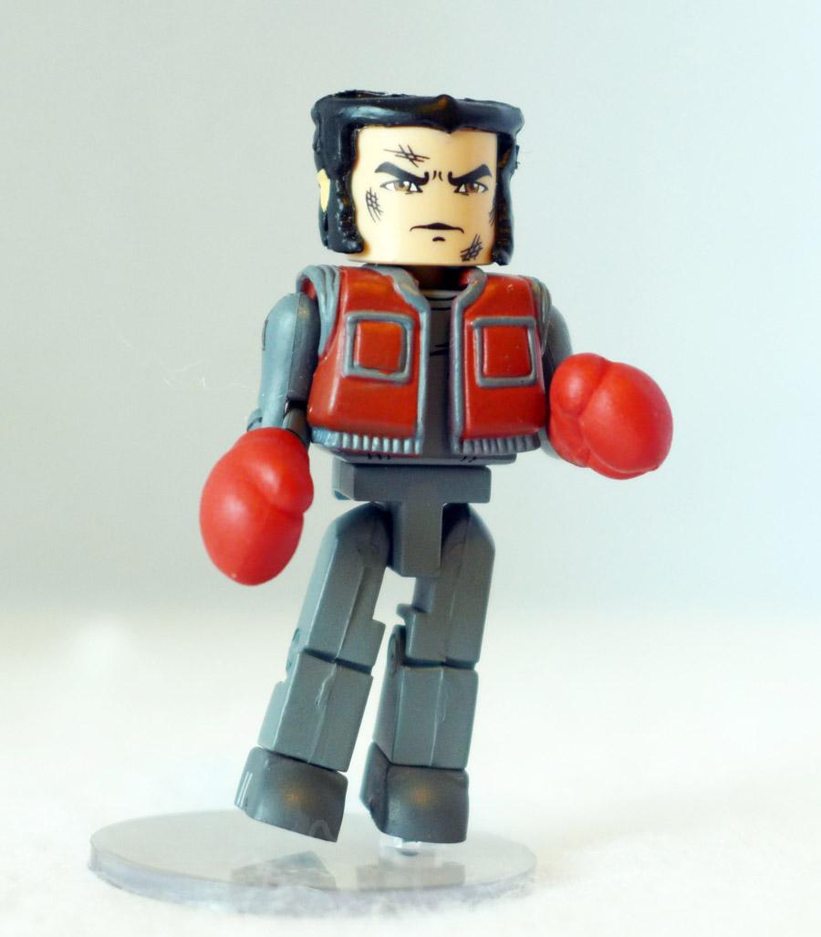 Training Wolverine Custom Minimate