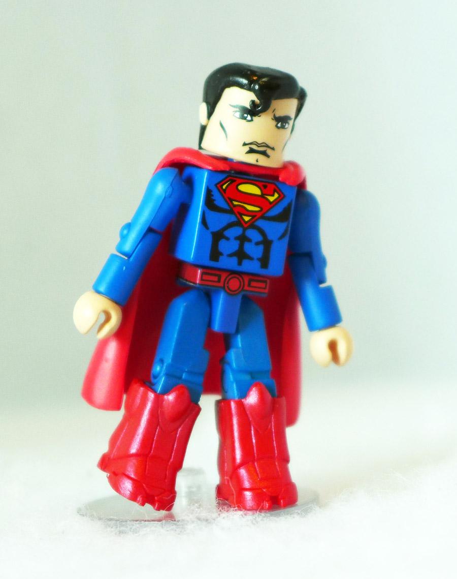 Superman Custom Minimate