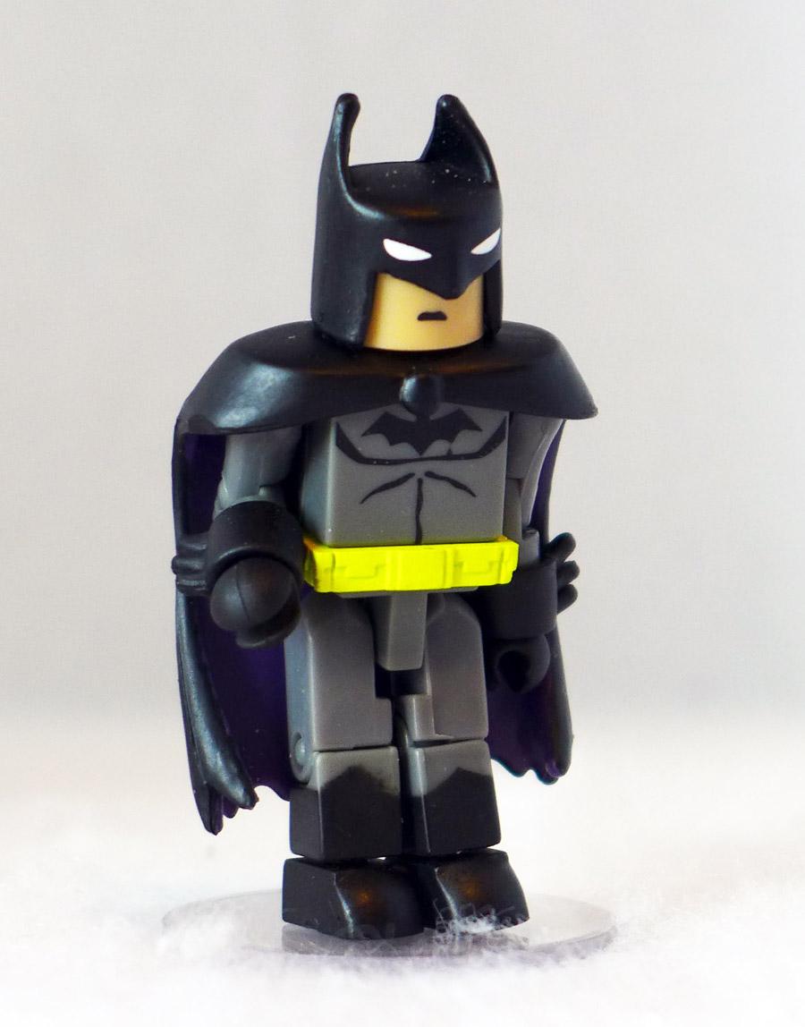 Justice League Batman Loose Minimate