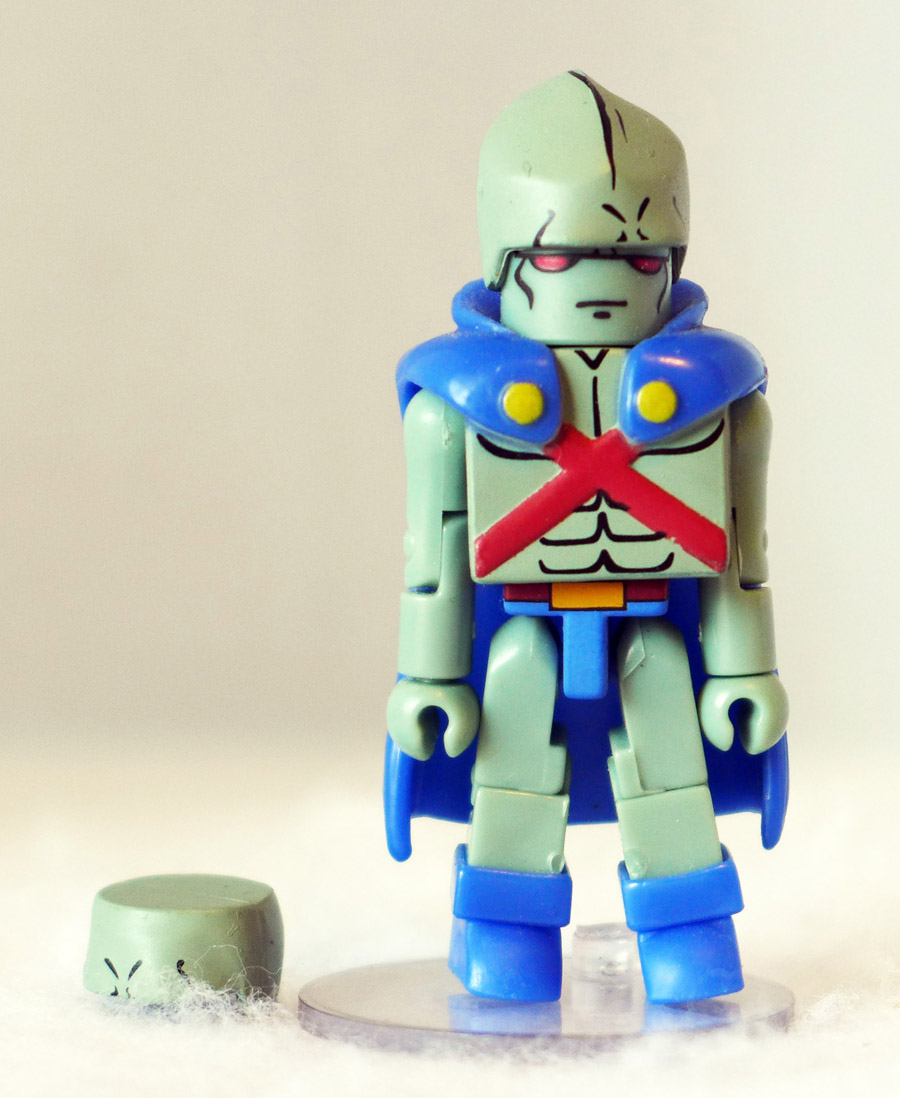 Martian Manhunter Loose Minimate