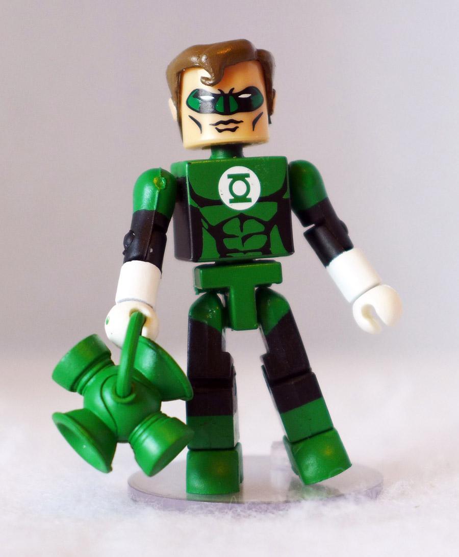 Green Lantern Loose Minimate