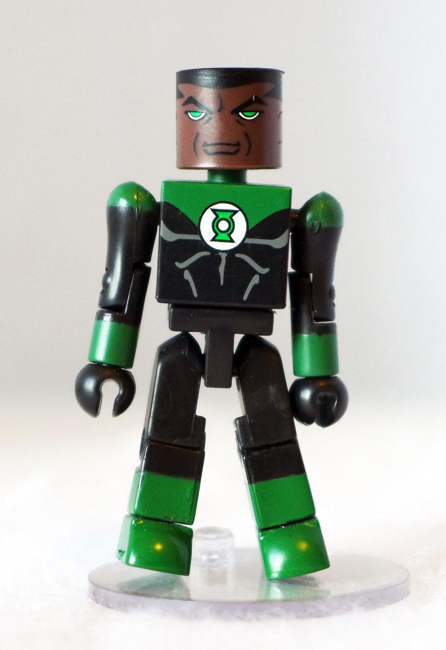 John Stewart Green Lantern Loose Minimate
