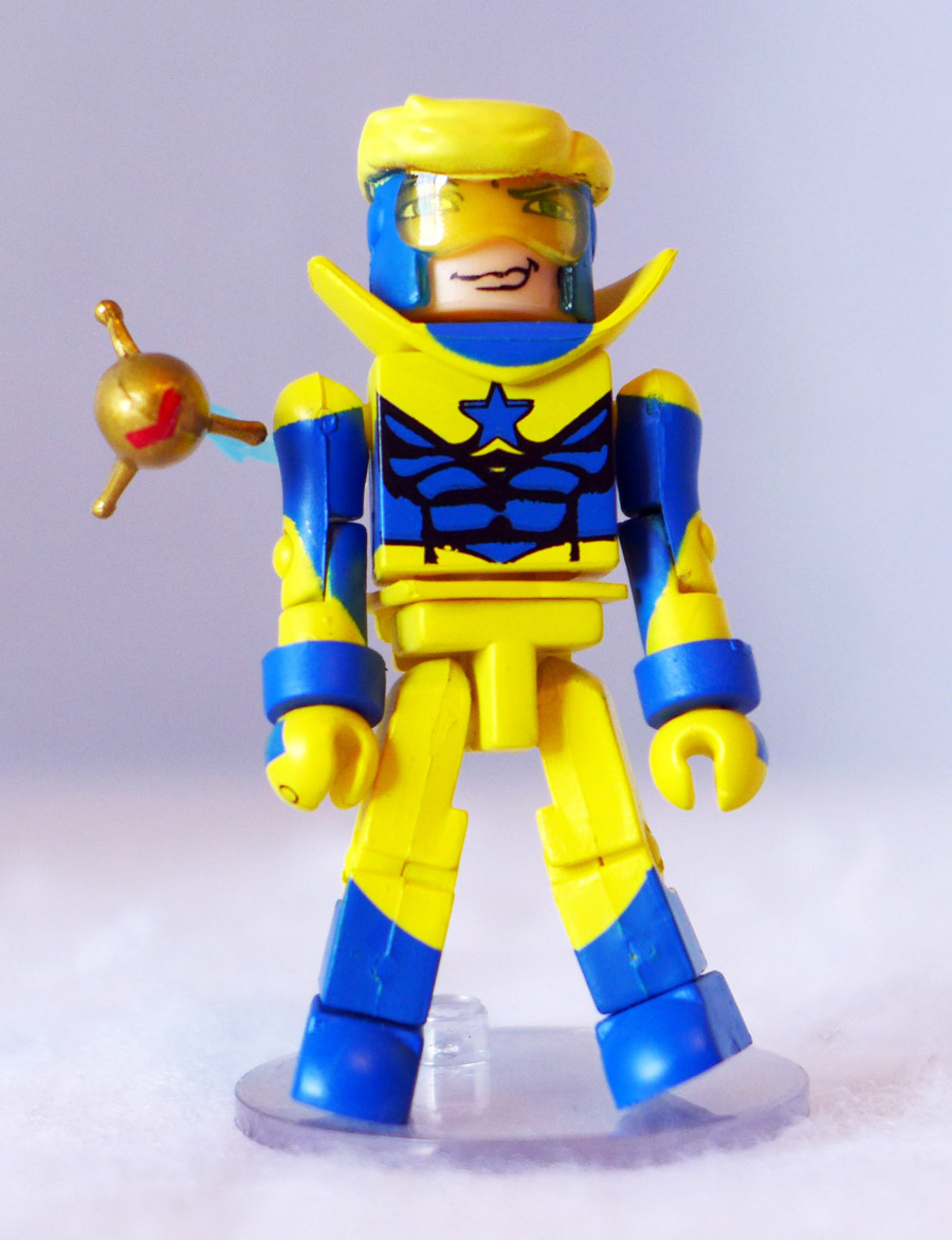 Booster Gold Loose Minimate