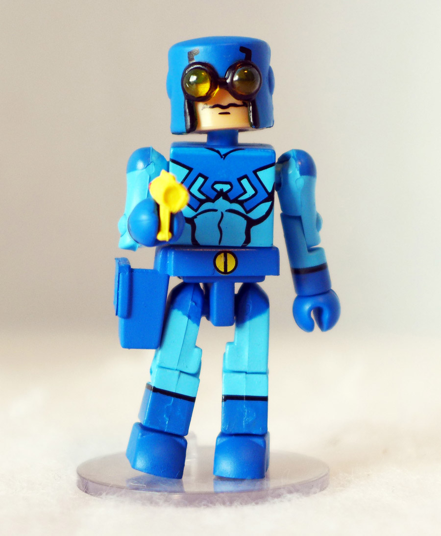 Blue Beetle Loose Minimate