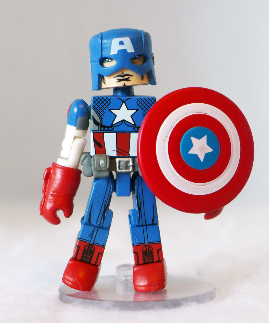 Ultimate Captain America Loose Minimate