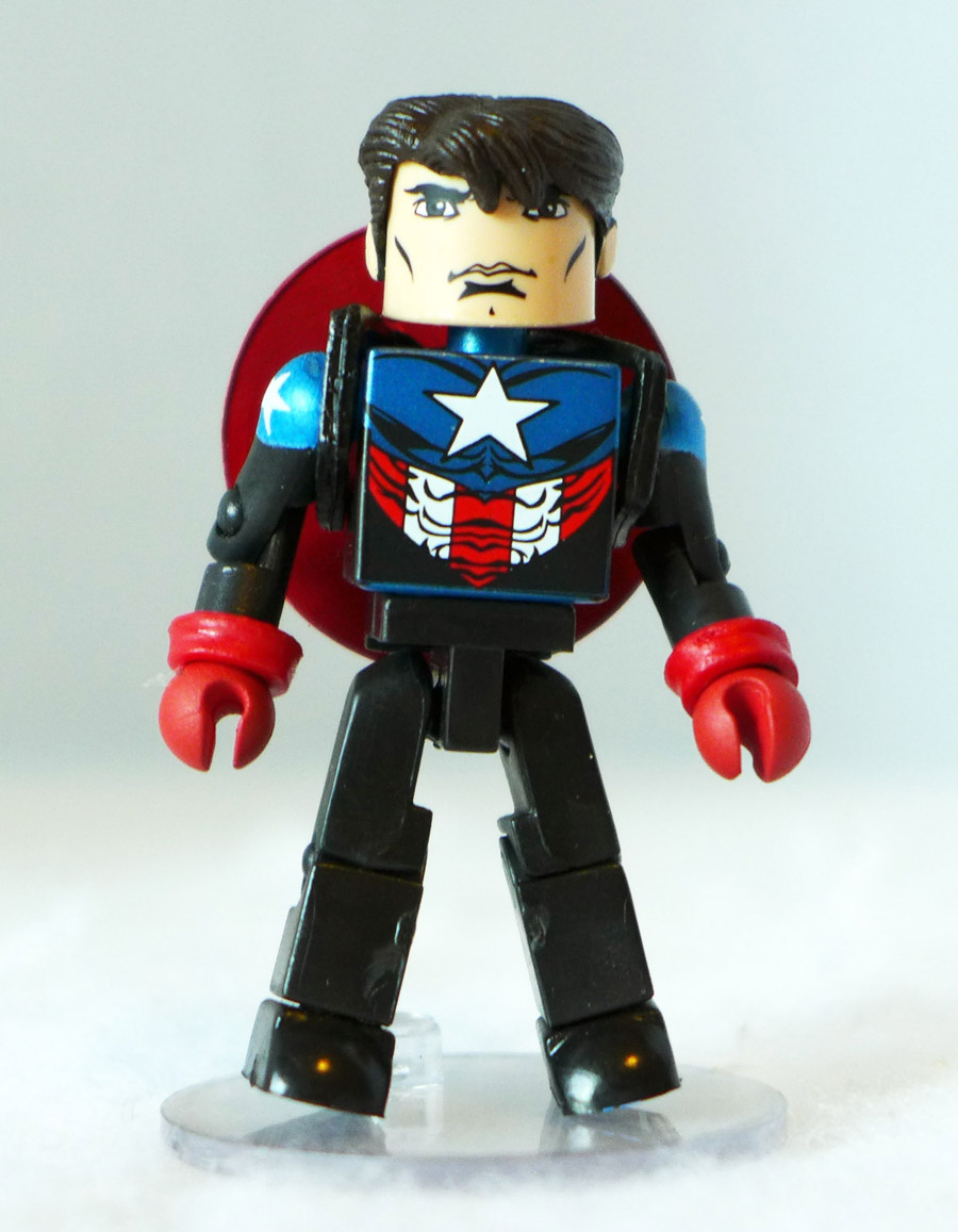 Unmasked Bucky Cap Loose Minimate