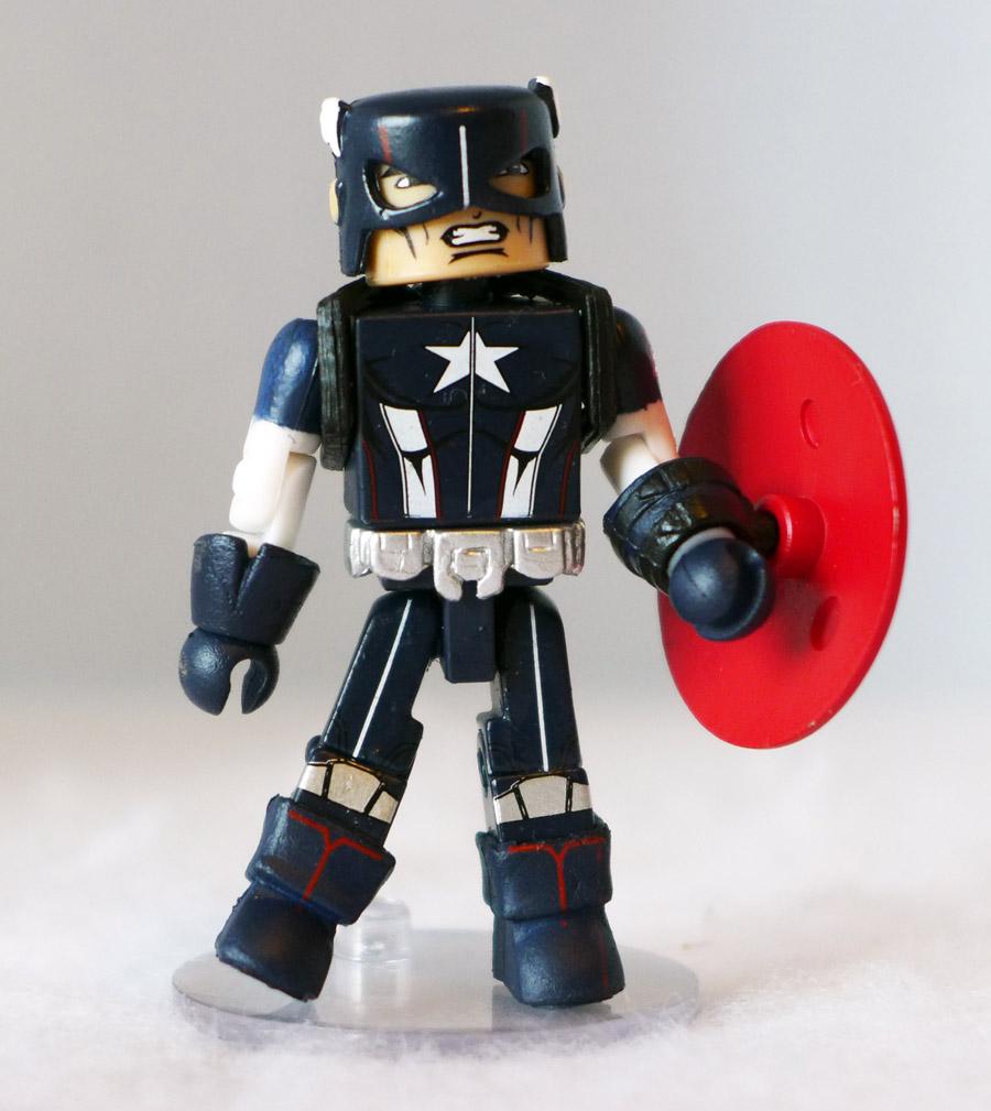 Secret War Captain America Loose Minimate