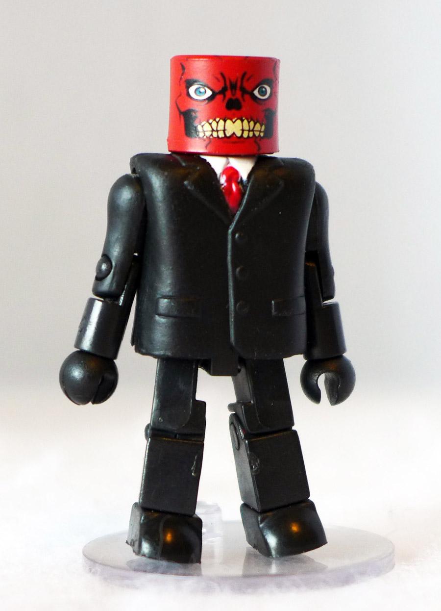 Red Skull (Suit) Loose Minimate