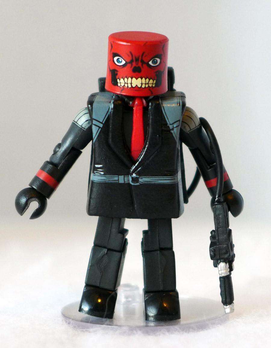 Red Skull Custom Minimate