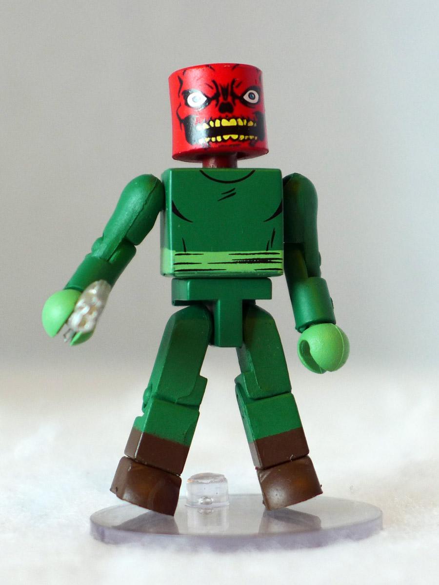 Red Skull (Villains Box Set) Loose Minimate