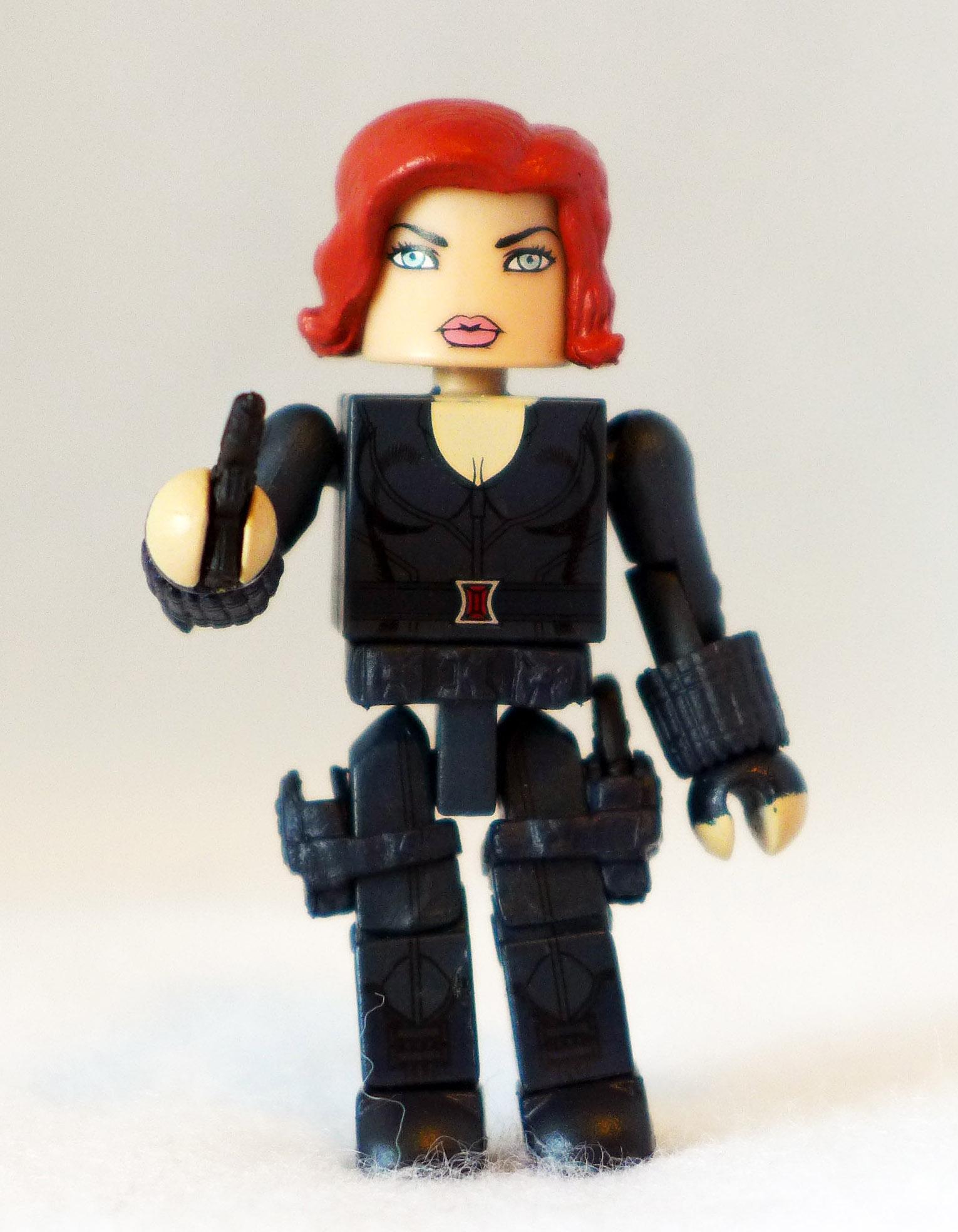 Movie Black Widow Loose Minimate