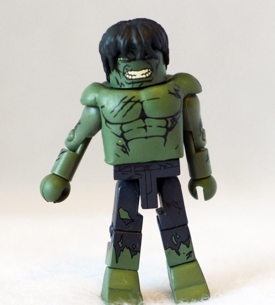 Battle Damaged Hulk Loose Minimate