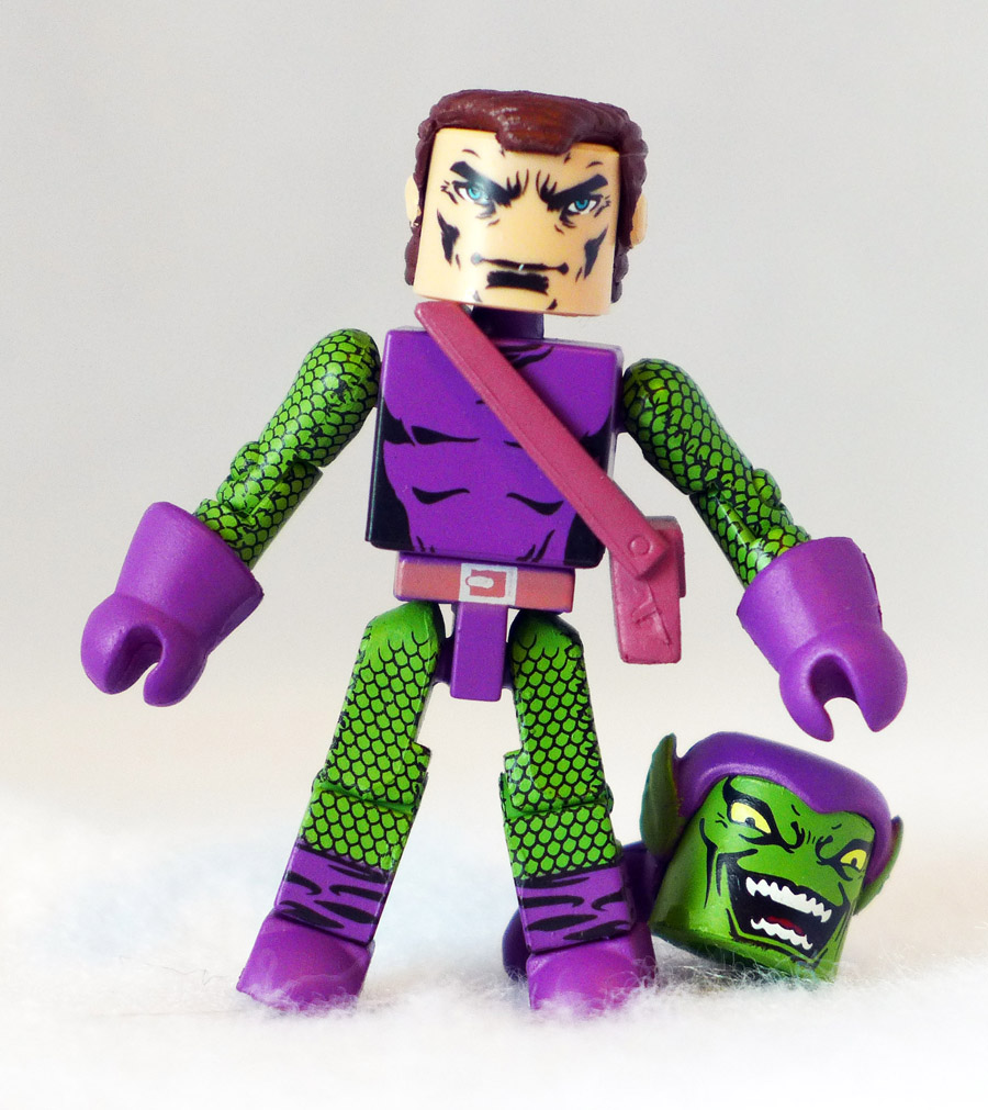 Norman Osborn Green Goblin Loose Minimate