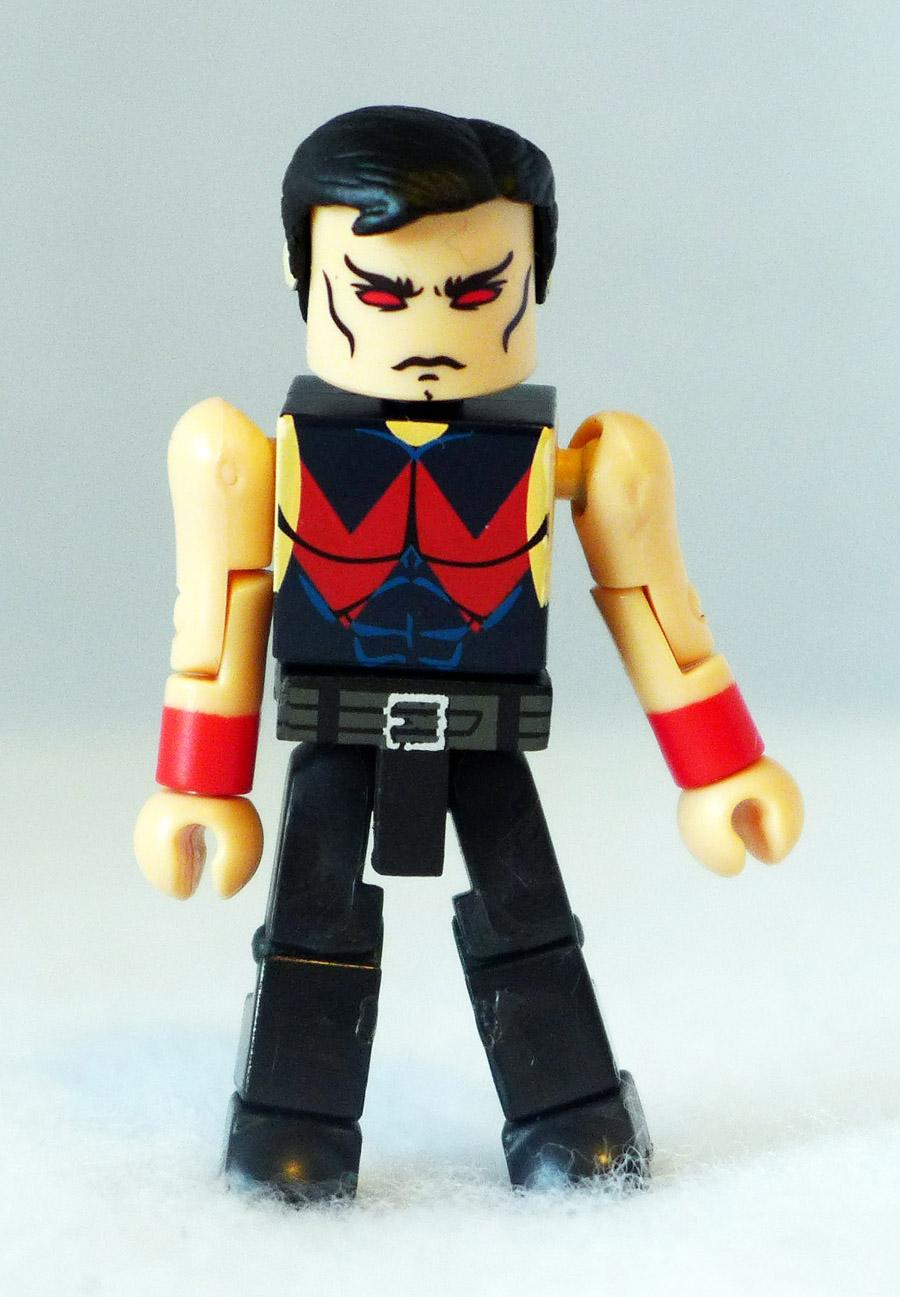 Wonder Man Custom Minimate