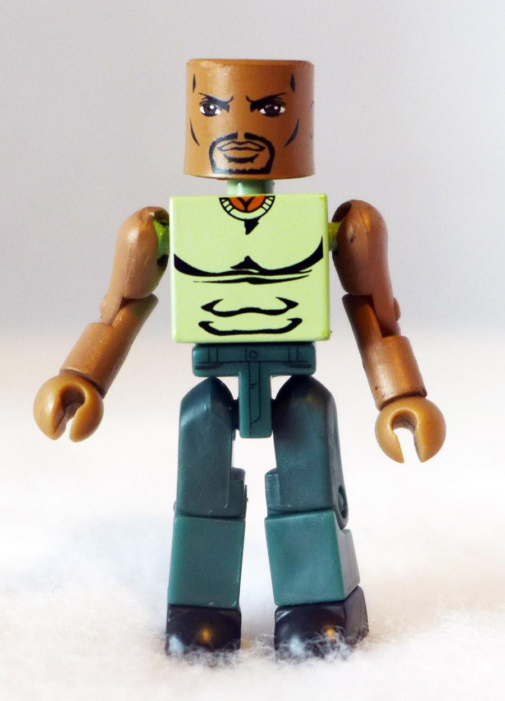 Luke Cage Custom Minimate