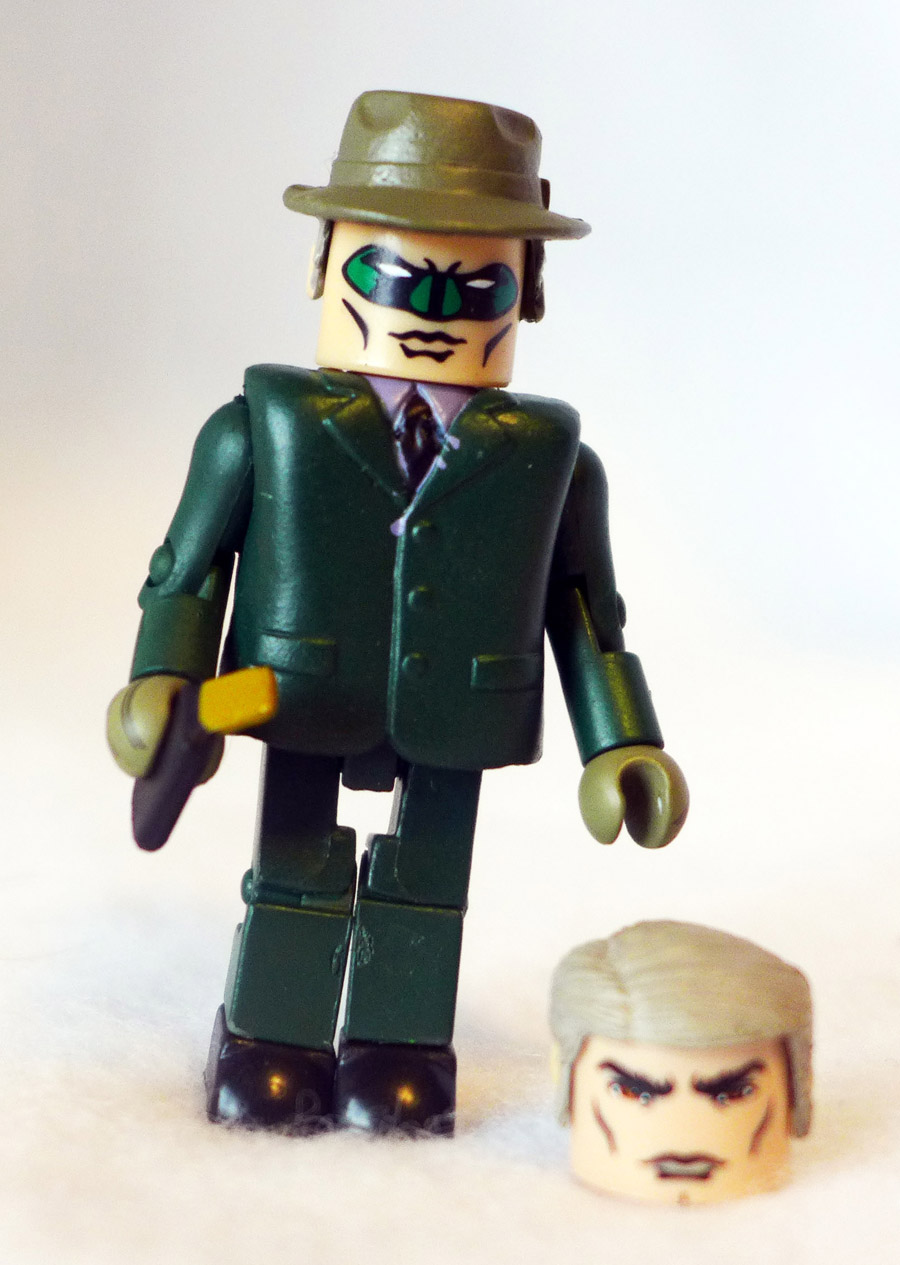 The Green Hornet Custom Minimate