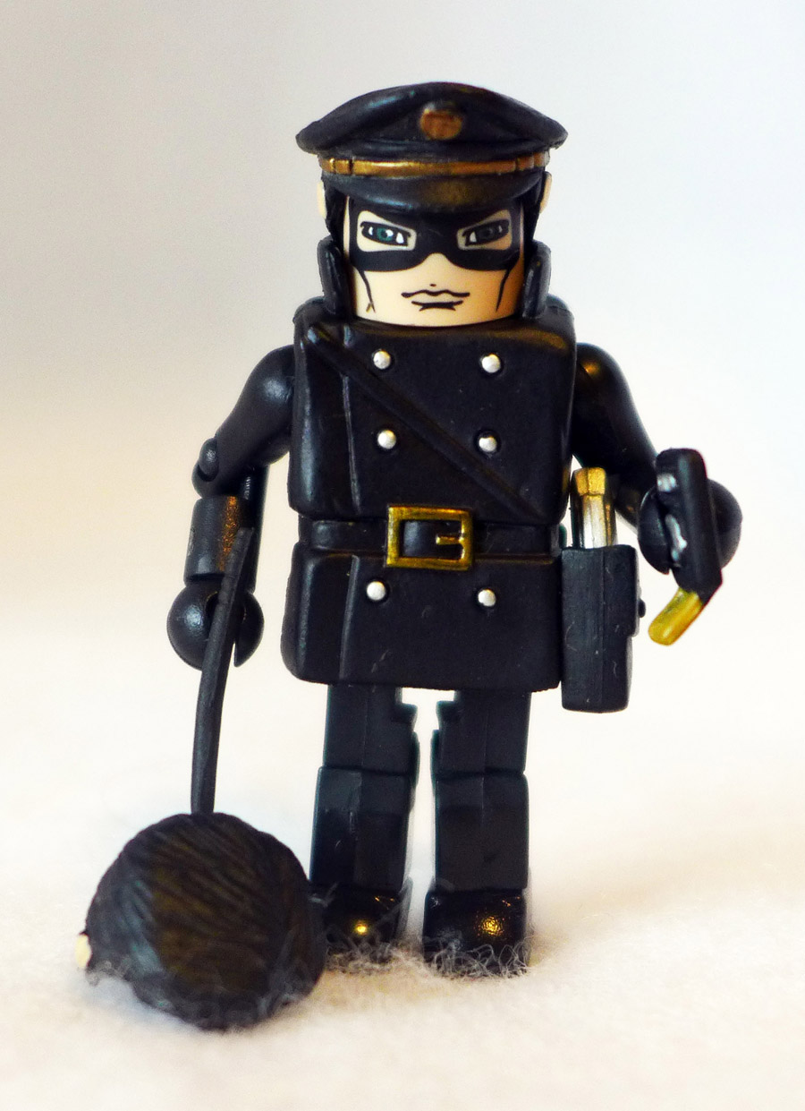 DC Custom Minimate