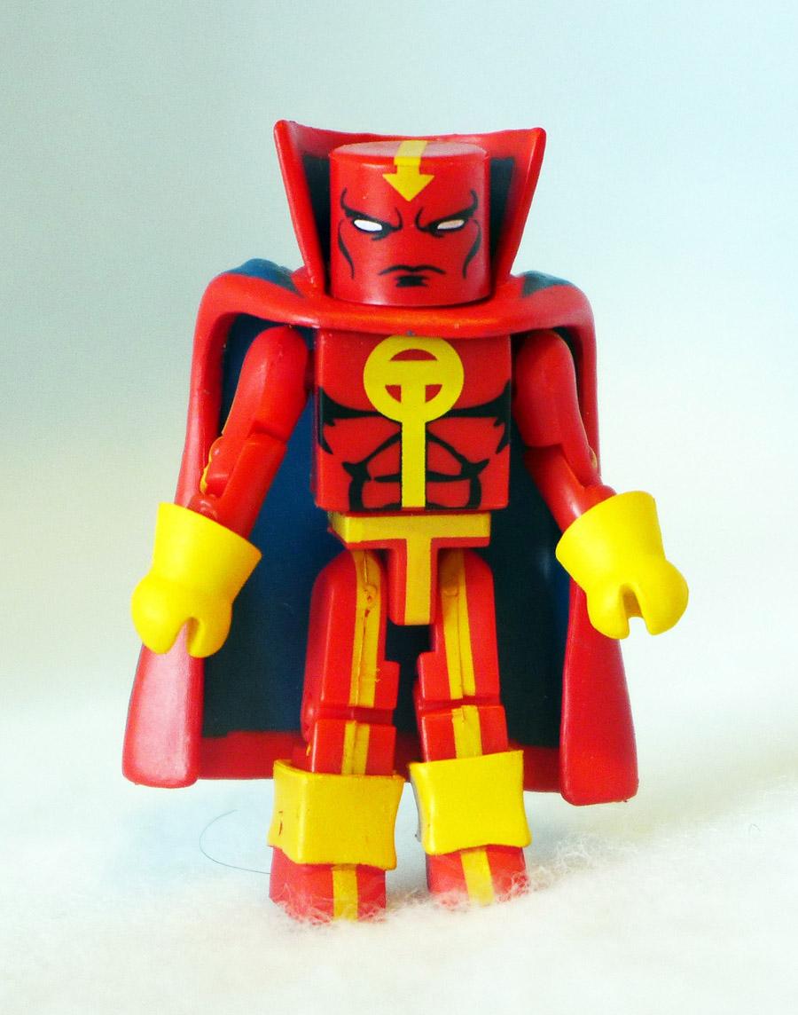 Red Tornado Loose Minimate