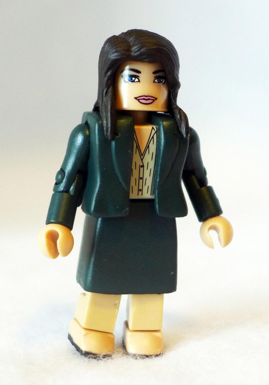 Lois Lane Custom Minimate