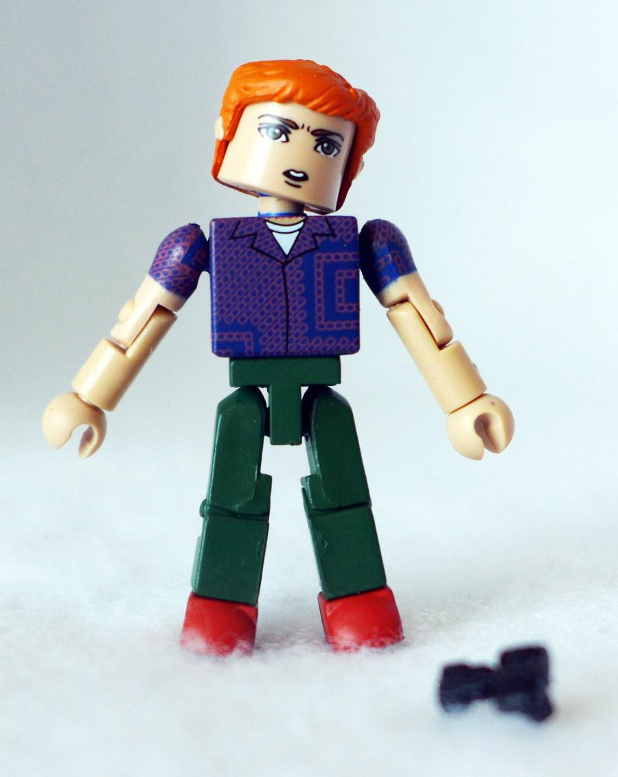 Jimmy Olson Custom Minimate