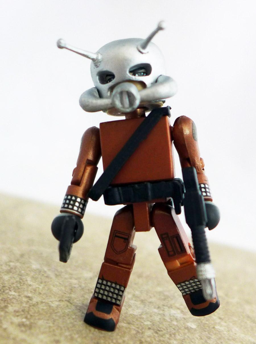 Ant Man Custom Minimate