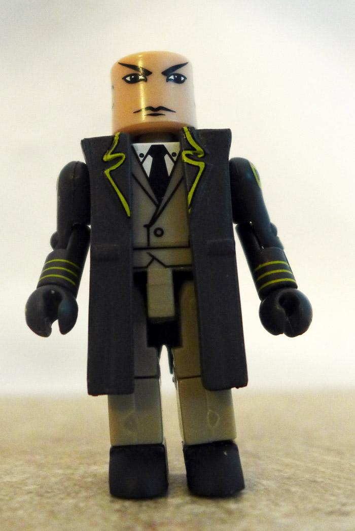 New X-Men Professor X Custom Minimate