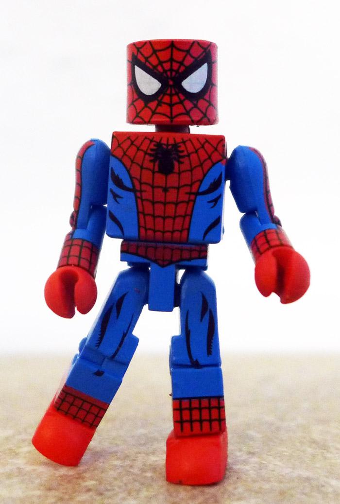 Spider-Man Loose Minimate