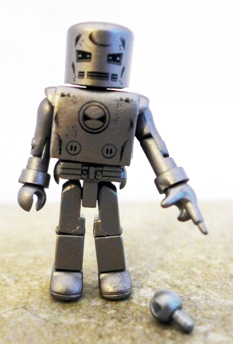 First Appearance Iron Man Loose Minimate