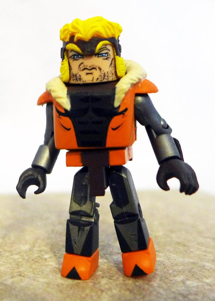 Sabretooth Custom Minimate