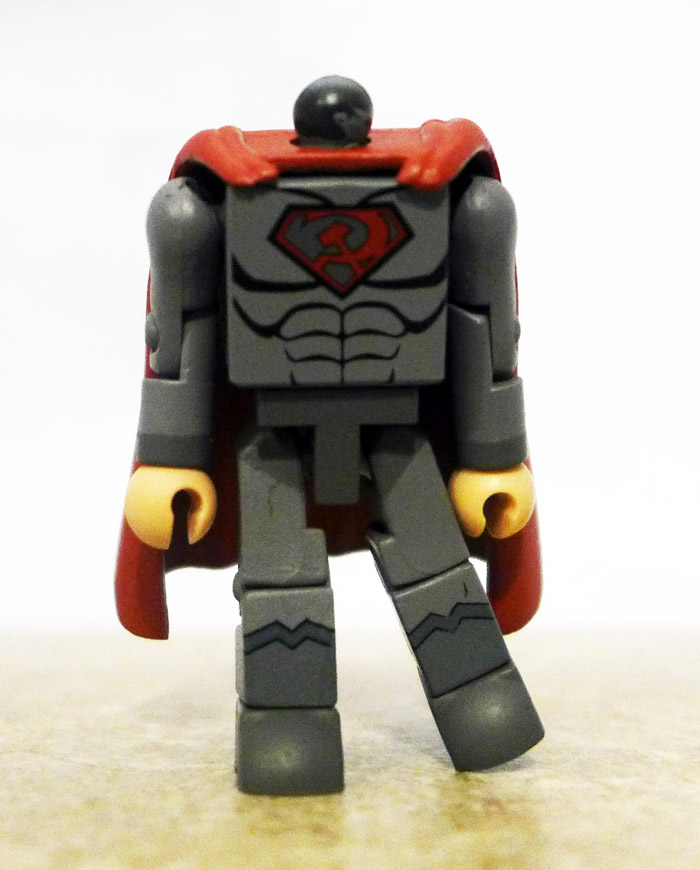 Red Son Superman Partial Minimate