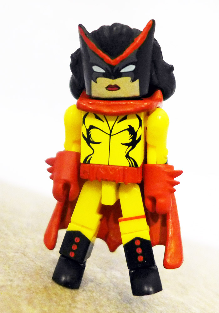 Batwoman Custom Minimate