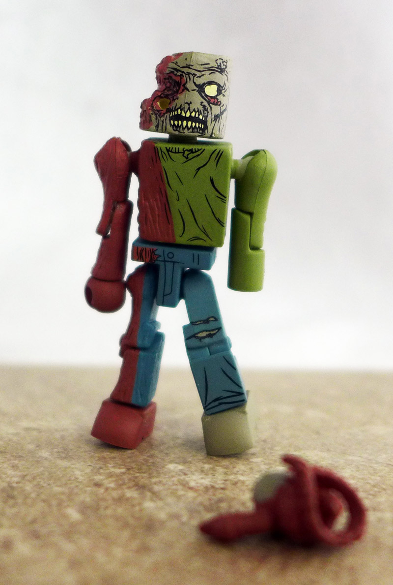 One-Eyed Zombie Loose Minimate