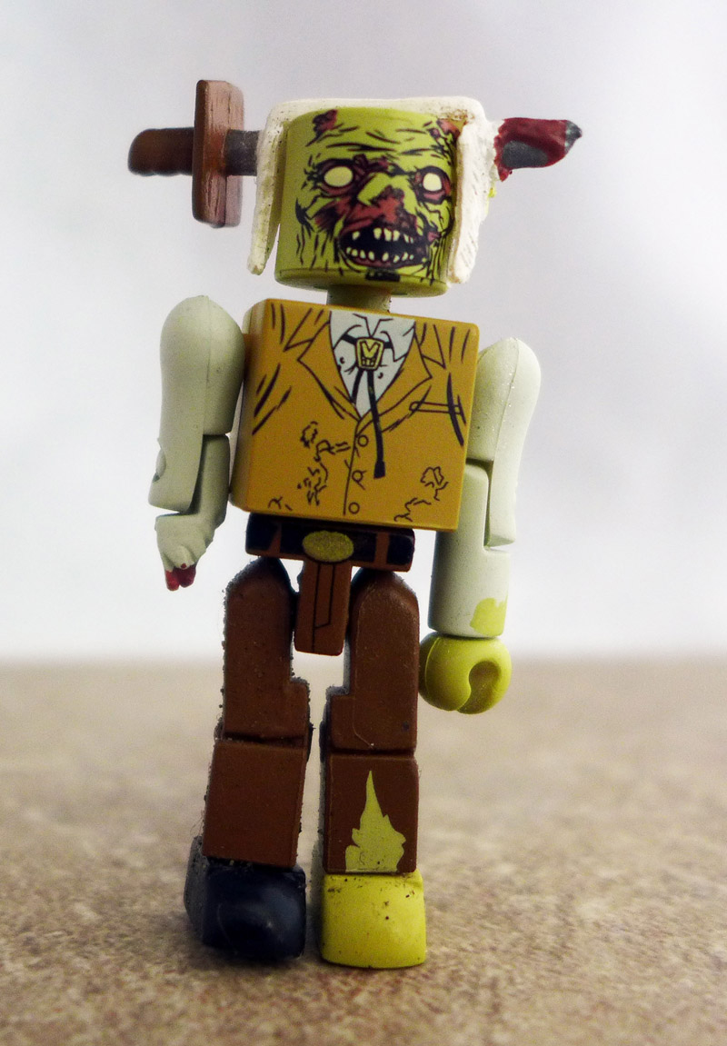 Stabbed Zombie Loose Minimate