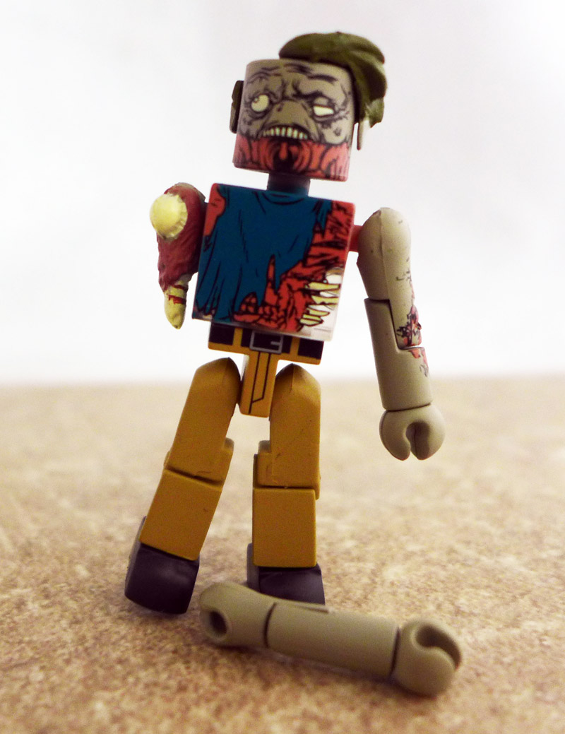 One Armed Zombie Loose Minimate