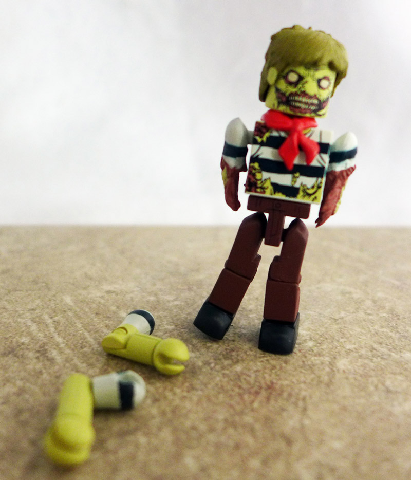 Sailor Zombie Loose Minimate