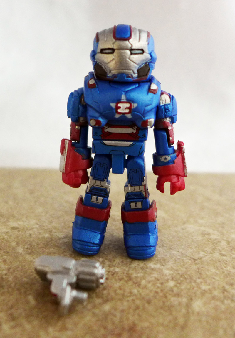 Iron Patriot Loose Minimate