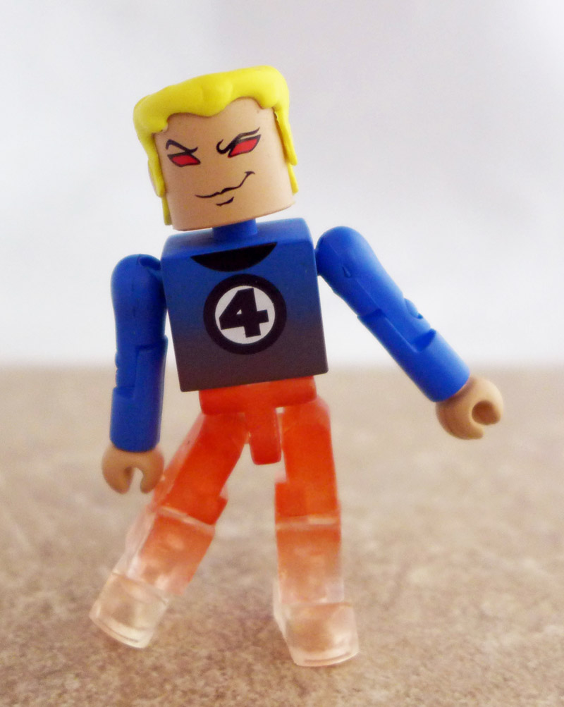 Johnny Storm Loose Minimate