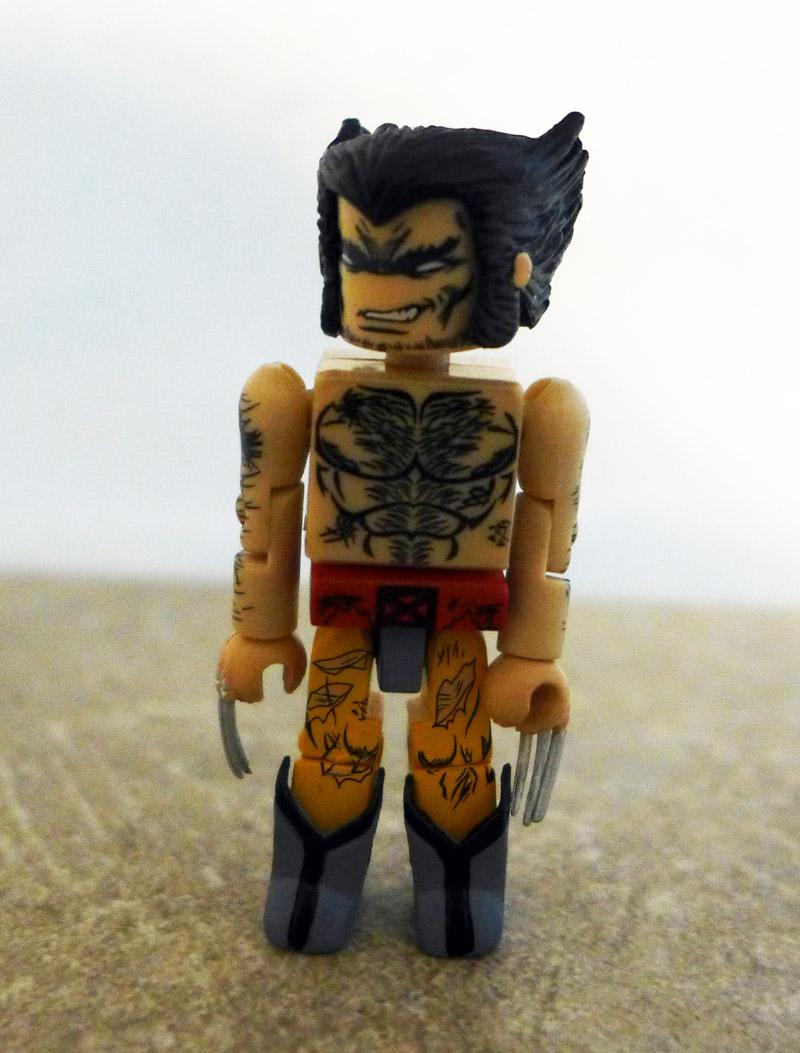 Danger Room Wolverine Loose Minimate