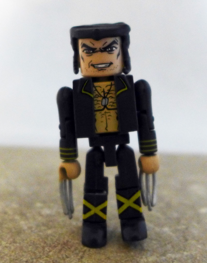 New X-Men Wolverine Loose Minimate
