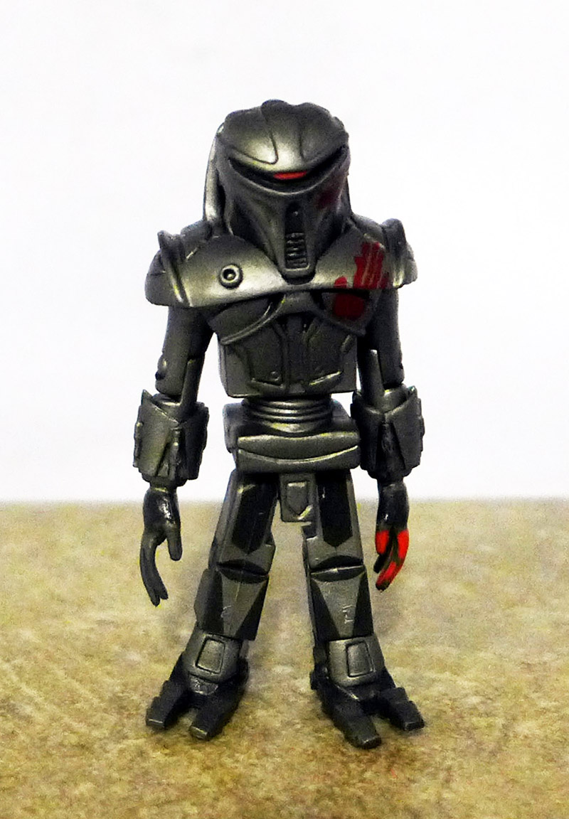 Valley of Darkness Cylon Loose Minimate