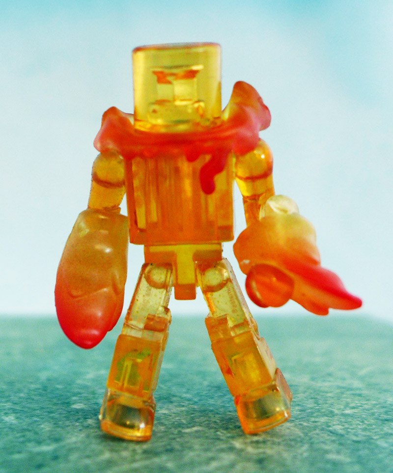 Original Human Torch Custom Minimate