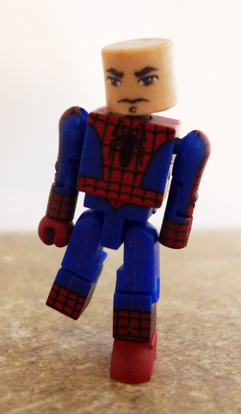 Spider-Man Partial Minimate