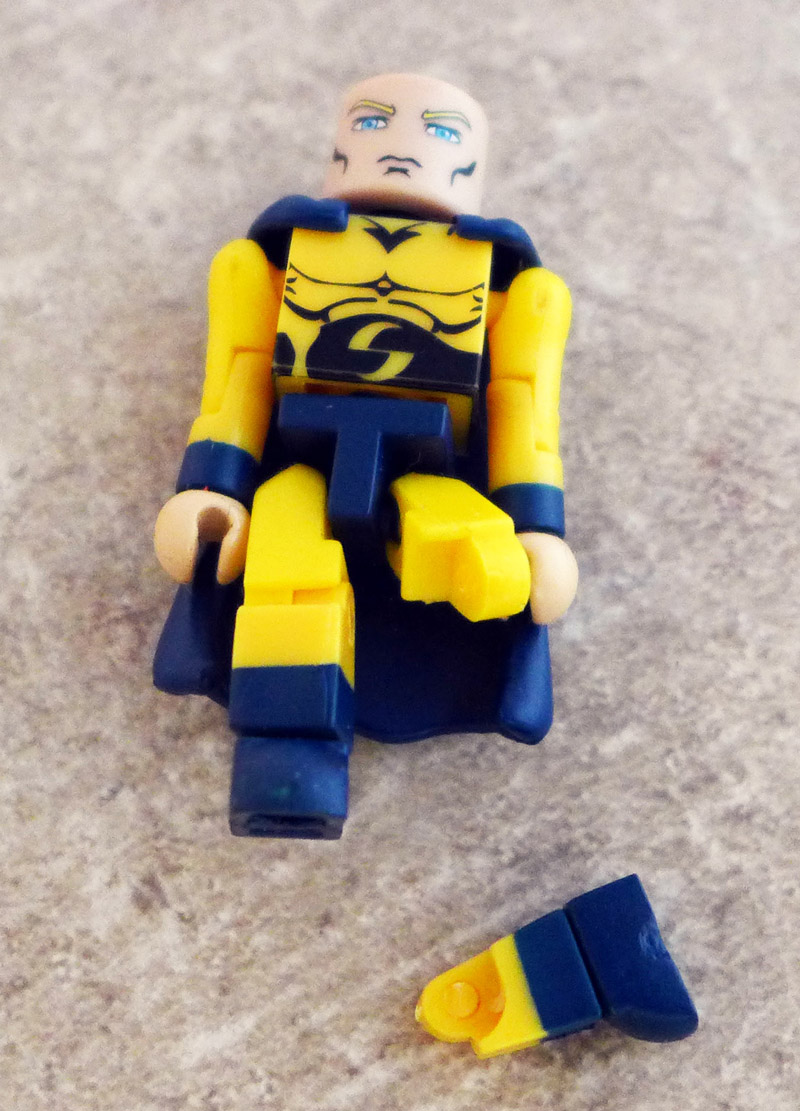 Sentry Partial Minimate (Broken Leg)