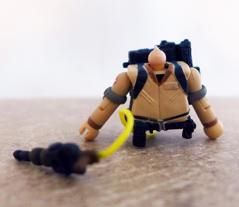 Ghostbusters Partial Minimate