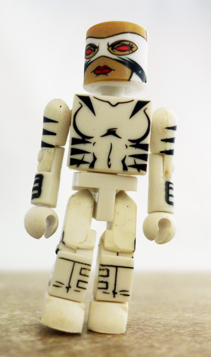 White Tiger Partial Minimate